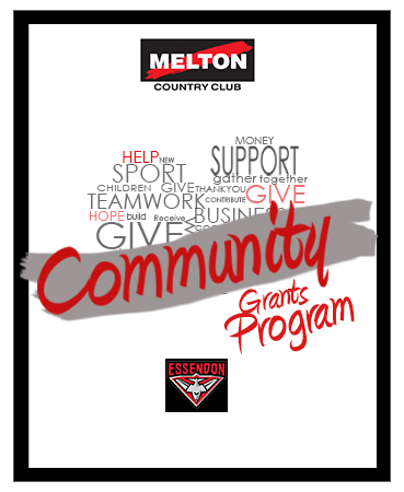 Annual Community Grants Program