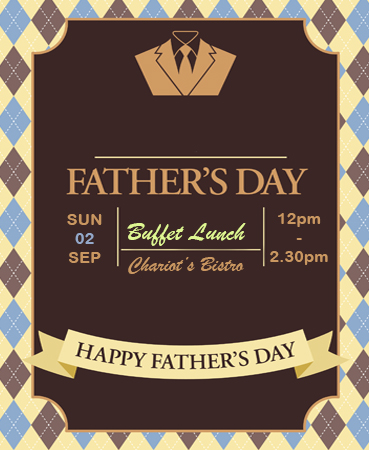 Father's Day Buffet Lunch