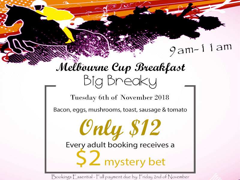 Melb Cup 18