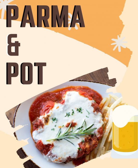 PARMA & POT RETURNS 20TH MAY